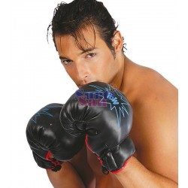 Par de guantes boxeo adulto