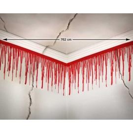 Figura colgante 3  esqueleto con luz