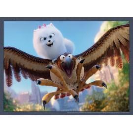 Tubo crema efecto piel agrietada zombie amarillo