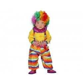 Disfraz payasito bebé