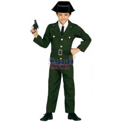 Disfraz guardia civil infantil