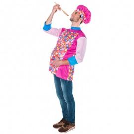 Disfraz policía urbano infantil.