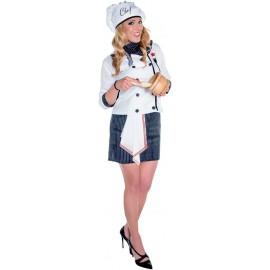 Disfraz mujer murciélaga.