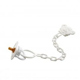 Boa plumas rosa