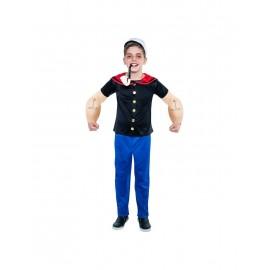 Disfraz alemana tradicional