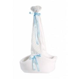 Disfraz pastora rojo y negro adult