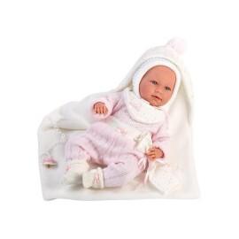 Peluca melena negra egipcia