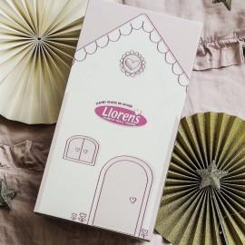 Disfraz china rojo