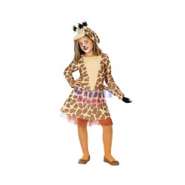 Disfraz jirafa niña infantil