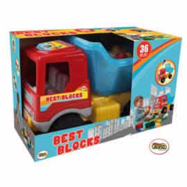 Peluca princesa de los hielos infantil