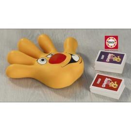 Cañon petalos de rosa rojos 50cm aire comprimido