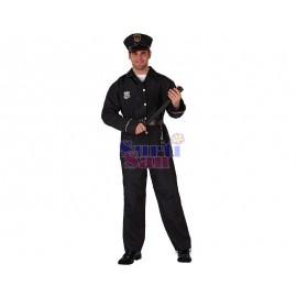 Disfraz hada mariposa azul