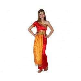 Disfraz hindú niña infantil