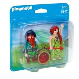 Disfraz Enanito azul adulto