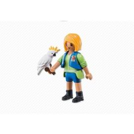 Disfraz perrito gris infantil