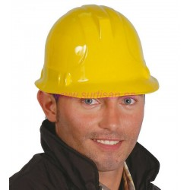 Casco obrero construcción