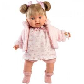 Disfraz oso rosa