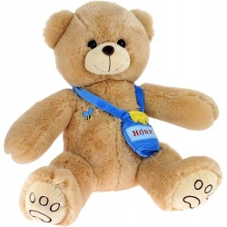 OSO DE PELUCHE HONEY 85 CM