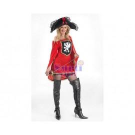 Disfraz mujer años 60
