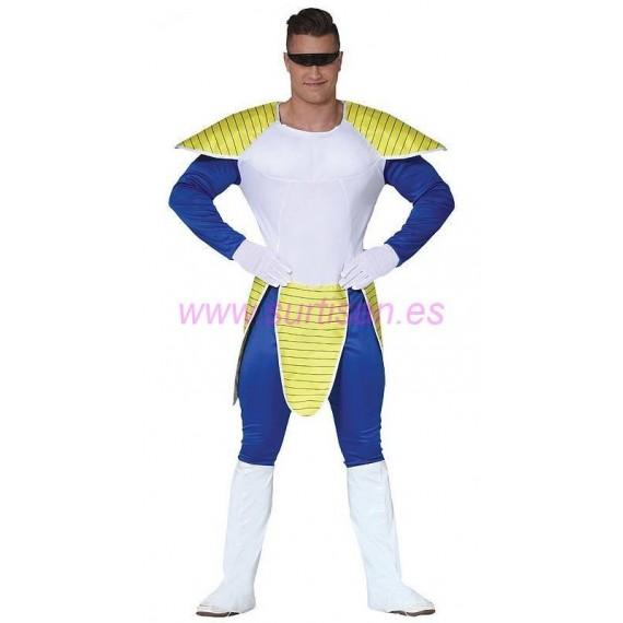 Disfraz arquero