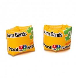 Peluca rizos multicolor infantil