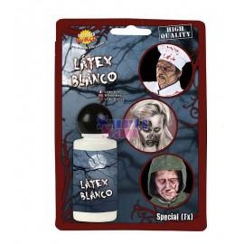 Figura colgante esqueleto con alas