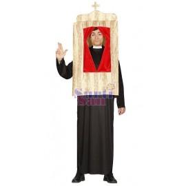 Disfraz muñeco poseido  infantil